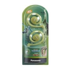 Panasonic RP-HS9-G Stereo Headphone RPHS9 Green