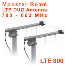 800 MHz monstruo Beam antena, 4g LTE 800, 10m cable a FME SMA (Telekom)