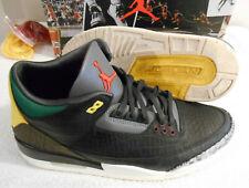 2019 Nike Air Jordan 3 Retro SE Animal Instinct 2.0 Sneakers Size 12 CV3583 003