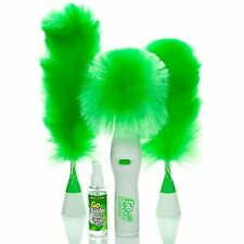 Motorized Electric Go Duster Wet and Dry Duster Set