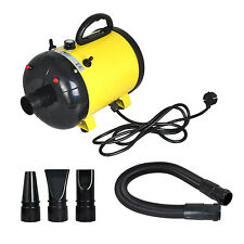 2400W low noise Hair Dryer Dog Cat pet Hair Dryer Air Blower Adjustable 2-Speed