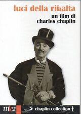 LUCI DELLA RIBALTA - C. CHAPLIN - 2 DVD (NUOVO SIGILLATO)