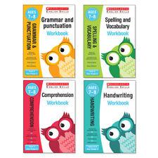 Scholastic Year 3 English Skills Workbook Set (RRP £23.96)