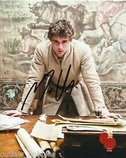 Max Irons White Queen Autographed Signed 8x10 Photo COA