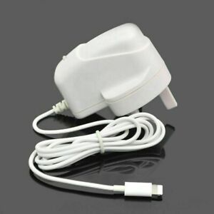 Fast Mains Wall Charger Plug Cable iPad Air iPhone X 8 7 6  11 5 5s 6s 7 plus