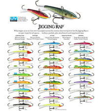 Rapala Jigging Rap // W7 // 7cm 18g Fishing Lures (Choice Of Colors)