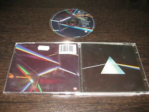 PINK FLOYD CD DARK SIDE OF THE MOON