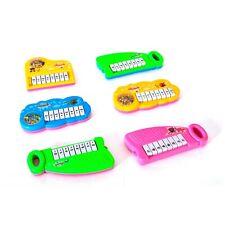 6 PCs Kids Toddler Toy Electronic Keyboard/Piano Instrument 8 Key Fun Play