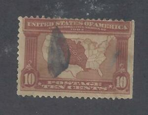 US - SCOTT# 327 - USED