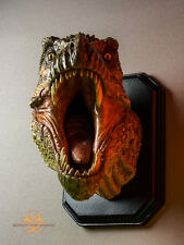 T-Rex Wall Hanging Unpainted Resin Model Kit Quarantine Studio Tyrannosaurus