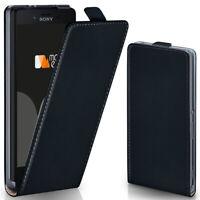 360 Grad Schutz Hülle für Sony Xperia X Compact Klapp Hülle Etui Full Flip Case