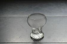 Rosenthal TWIST Michael Boehm Spiralstruktur Whisky Tumbler Bowleglas Whiskyglas