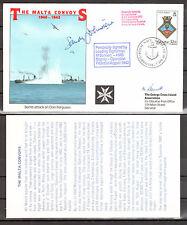 Gibraltar echt gelaufen Dokumentationsbeleg 094A