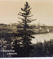 Postcard Calgary Alberta  City Hand Tinted Canada Vintage Postcard P45