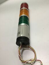 Idec LT1A 3-Tier Light Tower, Voltage: 24VAC/DC, Color: Red Amber Green