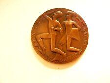 Médaille Ancienne Journal NICE MATIN 1969 Presse L'ESPOIR