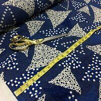 *NEW*M//Weight Pique Stretch Rubber Print Jersey Dress//Craft Fabric* FREE P/&P*