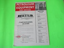 Petroleum Equipment And Services Magazine Oil Gas Drilling