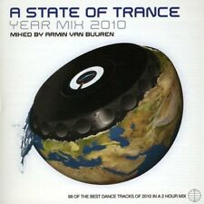 Armin Van Buuren - A State Of Trance Year Mix 2010 [CD]