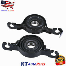 2Pcs Front + Rear Center Support Bearing Kit for Ford Edge & Mazda CX9 2007-2013
