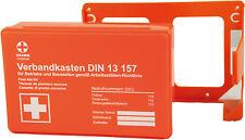 Betriebs Verbandskasten erste Hilfe Koffer DIN 13157 Verbandkasten orange 620150