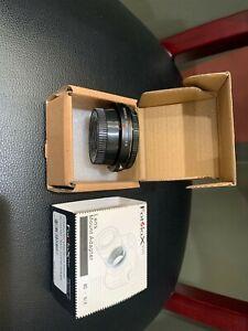 Fotodiox Pro Lens Mount Adapter Minolta Rokkor (SR/MD/MC) to Nikon F