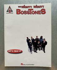 Mighty Mighty Bosstones Hal Leonard Guitar Tabs Book Lets Face It