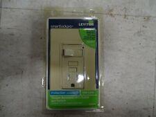 C21-GFSW1-00I Leviton 15 amps 125 volt Ivory GFCI Receptacle 5-15 R