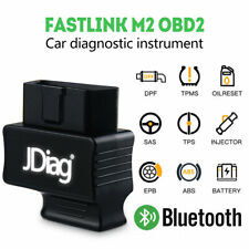 Bluetooth OBDII Code Reader OBD2 Scanner Car Check Engine Fault Diagnostic Tool