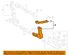 Infiniti NISSAN OEM QX80 Radiator Core Support-Outer Support Right 625201LA1A