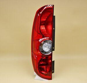 Rear tail light Fiat Doblo II Vauxhall Combo II 2010-2014 left / passenger side