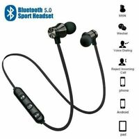 Bluetooth Magnetic Wireless Lightweight Earphone Noise Cancelling Headphone