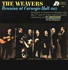 Weavers Reunion At Carnegie Hall 1963 (Tgv) vinyl LP NEW sealed