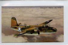 "(w16f246-363) Aviation, Douglas DB-7 ""BOSTON"" AND ""HAVOC"" Unused EX"