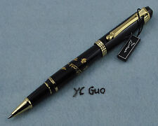 Picasso 926 Luxor Roller Pen Golden Peace Without Box