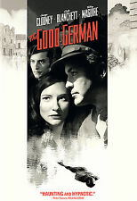 The Good German (DVD, 2007) NEW