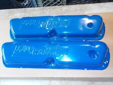 68 69 70 71 73 Mustang Powder Coated 302 351w Valve Covers 1969 1968 1973 1971