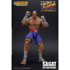 Storm Collectibles Street Fighter II Sagat 1:12 Scale Action Figure NEW IN STOCK
