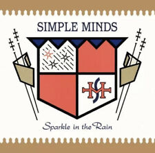 Simple Minds - Sparkle in the Rain - CD - Digitally Remastered Edition