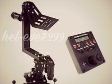 Kessler Crane Head REVOLUTION Pan and Tilt System Remotekopf+Controller