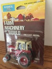 "International/IH 1086 Tractor ""Farm Machinery of the World"" 1/64 by Ertl"