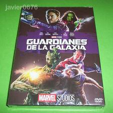 GUARDIANES DE LA GALAXIA DVD NUEVO Y PRECINTADO MARVEL STUDIOS SLIPCOVER