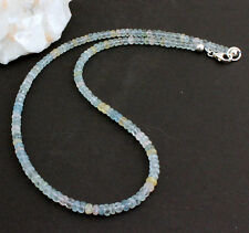 Natural Exclusive Beryl Necklace Aquamarine Heliodor Morganite Precious Stone