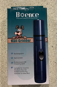 New, Pet nail grinder, 3 Ports & 2 Speeds Fits All Kinds Of Pets