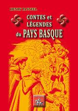 Contes et Légendes du Pays basque - Henry Panneel