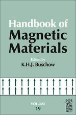 Handbook of Magnetic Materials: Handbook of Magnetic Materials 19 (2011,...