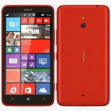 New Nokia Lumia 1320 Dual-Core 5MP 6.0'' (FACTORY UNLOCKED) 8GB Orange Phone