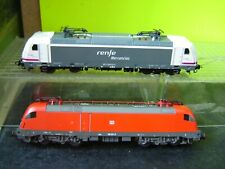 "Piko HO E-Lok BR253 014-5 renfe + BR182 001-8 DB aus Startsets ""Neu""(591W)"