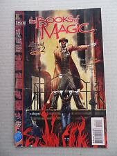 Books Of Magic 10 . DC / Vertigo 1994 - FN / VF
