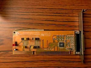 SIIG IEEE 1284 ISA Parallel Port Card I01818 JJ-A01E12